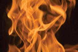 arc flash burning