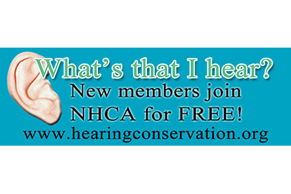 National Hearing Conservation Association