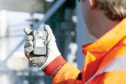 portable gas meters