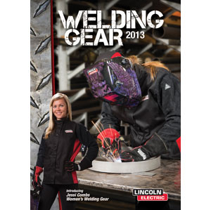 Lincoln electric Welding gear catalog