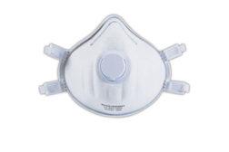 Disposable FR respirator