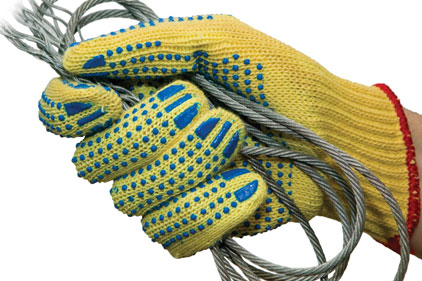 safety glove fabric