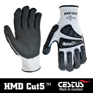 Oil & gas industry glove