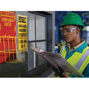 Housekeeping & warehouse safety