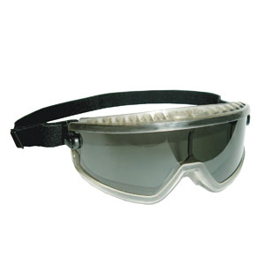 Dust/splash goggles