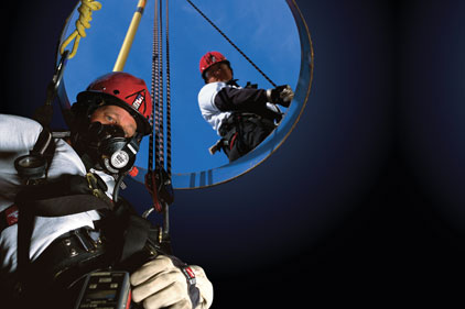 confined space rescue scenarios