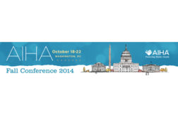 American Industrial Hygiene Association Fall Conference 2014