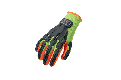 ProFlex® 921 Thermal Rubber-Dipped Dorsal Impact-Reducing (DIR) Glove