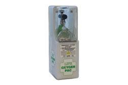 Emergency oxygen unit