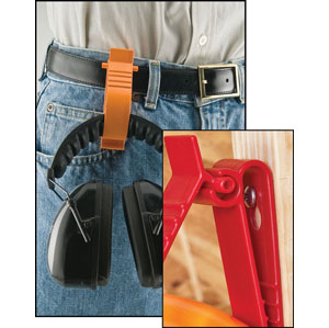 Utility clip by Glove Guard