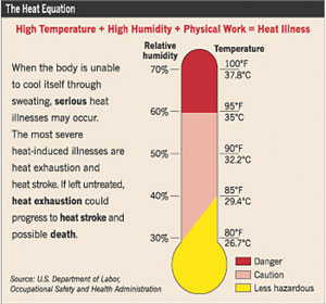 heat stress figure