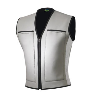 Body cooling system by StaCool Vest
