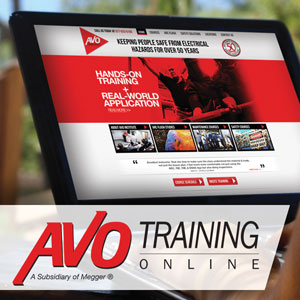 AVO Online training now available