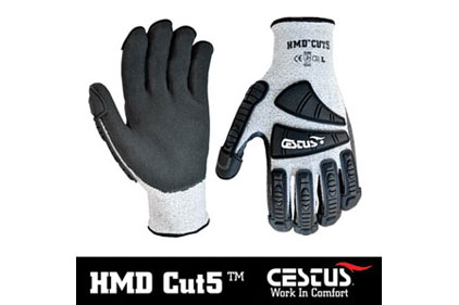 Cestusline  Oil & gas industry glove