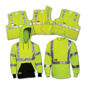 FR high-vis apparel