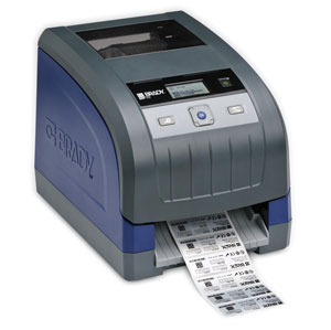 Brady Corp label printer