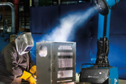 weld fume management