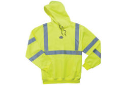 High-visibility garments