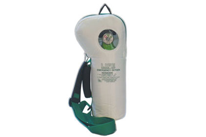 AED companion Emergency Oxygen unit