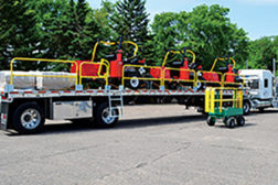 Flatbed protection system