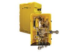 Updated steam water heater