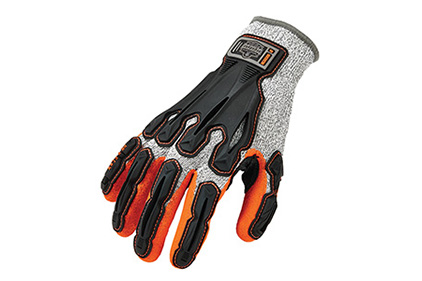 Impact-reducing glove