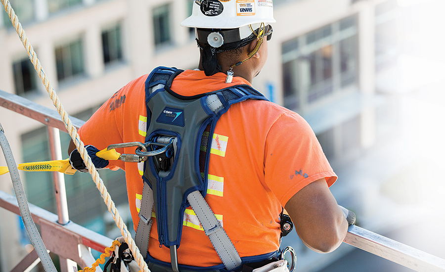 Maximize Your Safety Equipment At Height 2015 10 01 Ishn