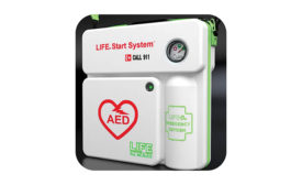 AED & EMERGENCY OXYGEN UNIT
