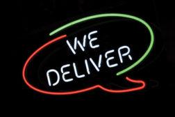 we deliver logo