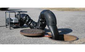 Conductive Saddle Vent® Ventilation System