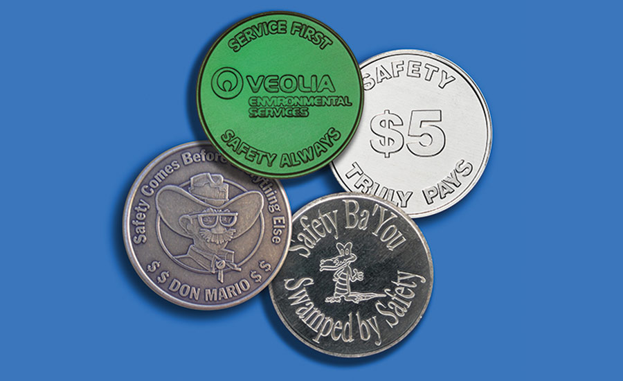 Safety Coins By Osborne Coinage Co 2015 09 01 Ishn