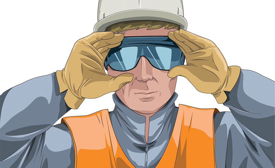 10 20 Percent Of Work Related Eye Injuries Result In
