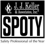 JJ Keller SPOTY