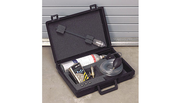 multi gas monitor confined space kit