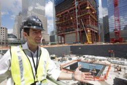 9/11 site worker