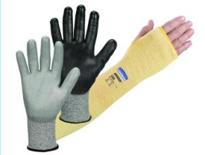 The new Jackson Safety G60 Level 3 Cut Resistant Gloves and Sleeve