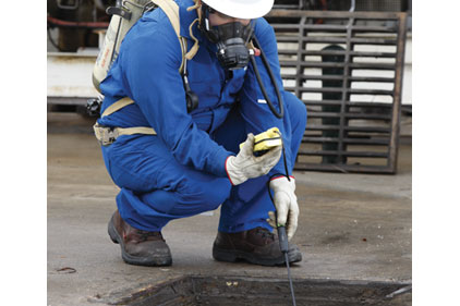 Confined space attendants: