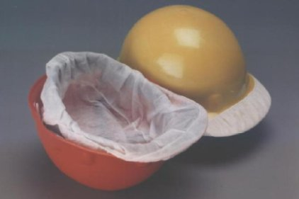 GKR Industries, Inc  introduces disposable, sanitary hard hat liner