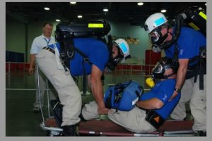 mine rescue competition