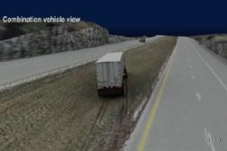 The accident sequence was re-created in an NTSB animation