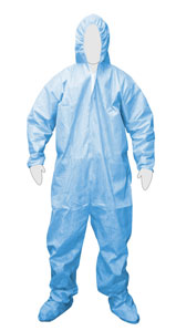 Flame-resistant coveralls