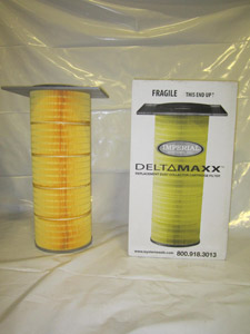 DeltaMAXX Cartridge Filter