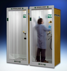 HEMCO shower booth