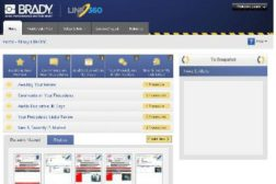 LINK360 software platform