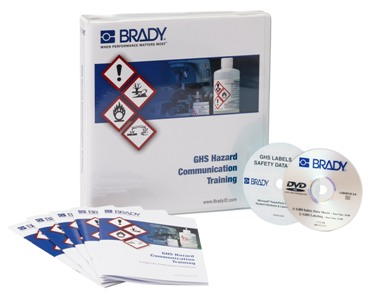 Brady launches GHS dvd training
