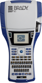 fd54b3aa19ea Brady debuts new BMP®41 label printer | 2013-09-10 | ISHN