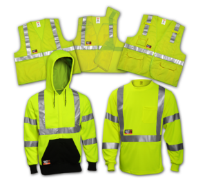Tingley Rubber high visibility FR apparel