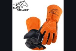 Black Stallion gloves