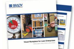 Brady Visual Workplace Visual Workplace for Lean Enterprises Catalog