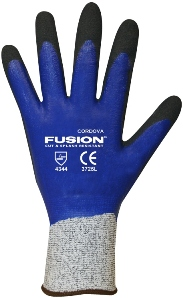 "FUSIONâ""¢ Cut & Splash Resistant Gloves"
